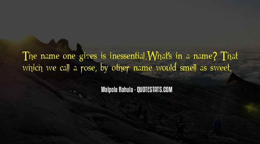 Rahula Quotes #894578