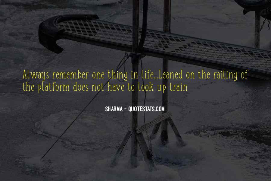 Railing Quotes #1564896