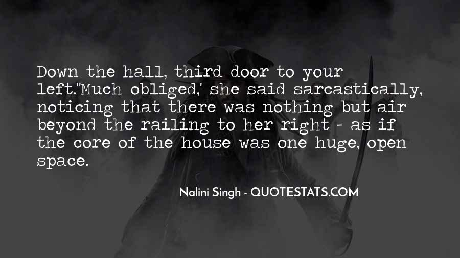 Railing Quotes #363269