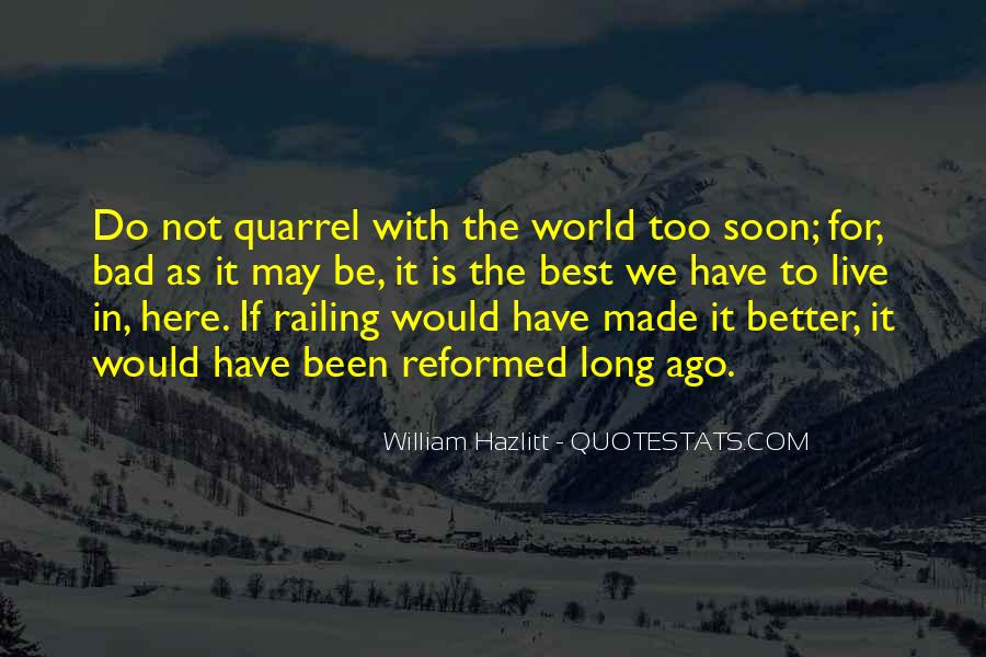 Railing Quotes #617728