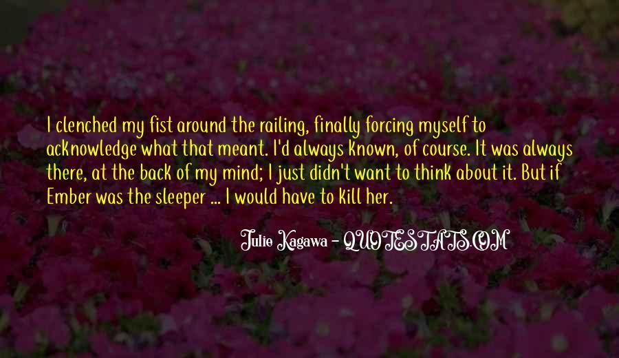 Railing Quotes #910542