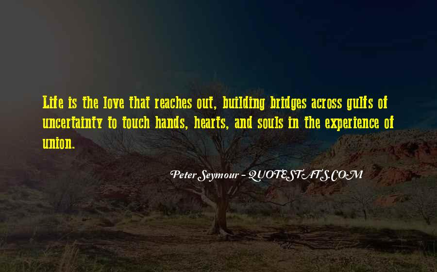Quotes About Building With Your Hands #1578638