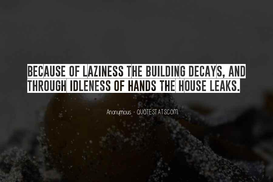Quotes About Building With Your Hands #1621225