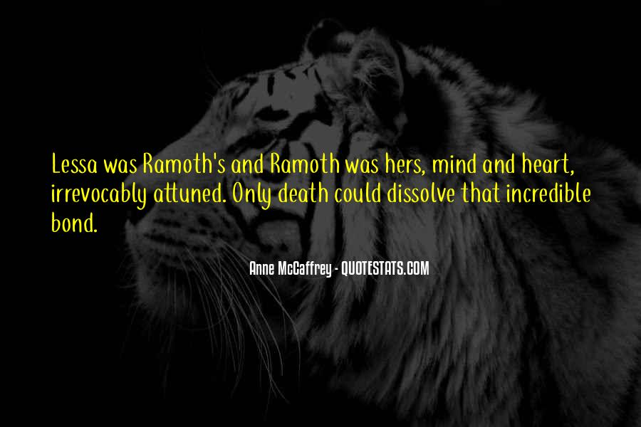 Ramoth's Quotes #535241