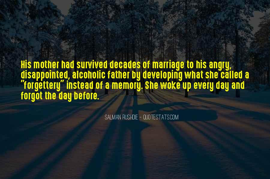 Quotes About Memory Of Father #1001525