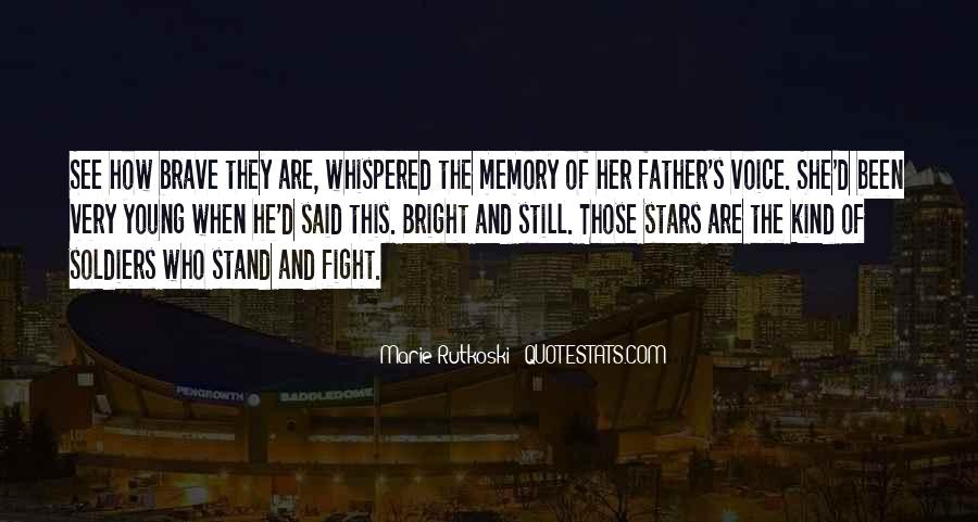 Quotes About Memory Of Father #1069744
