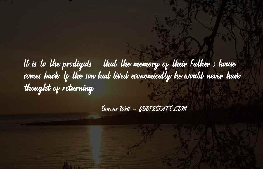 Quotes About Memory Of Father #1391066
