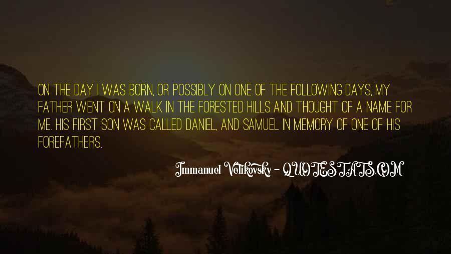 Quotes About Memory Of Father #1515227