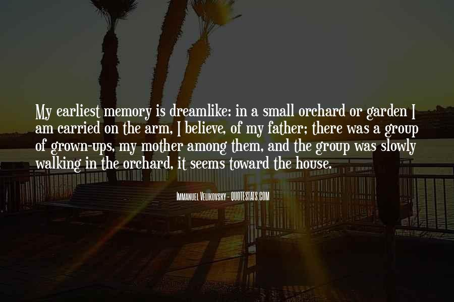 Quotes About Memory Of Father #1547874