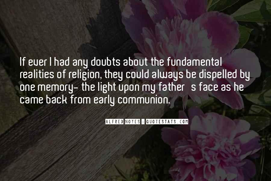 Quotes About Memory Of Father #177022