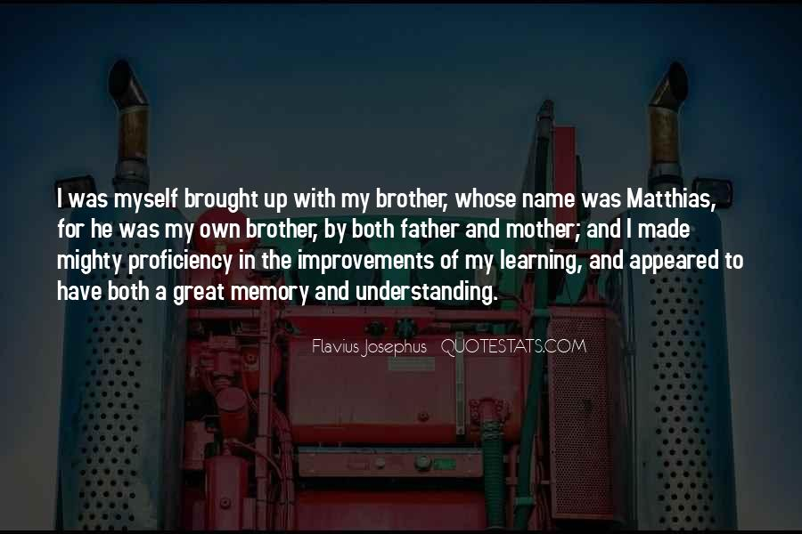 Quotes About Memory Of Father #1772658