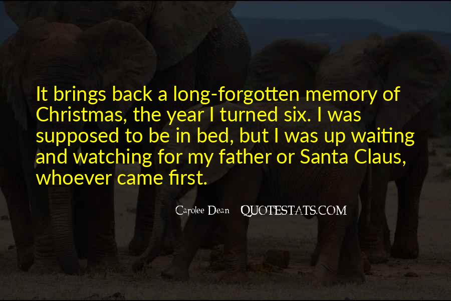 Quotes About Memory Of Father #179275