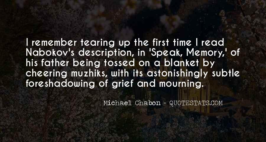Quotes About Memory Of Father #715804
