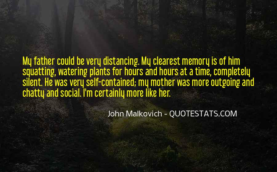 Quotes About Memory Of Father #93369