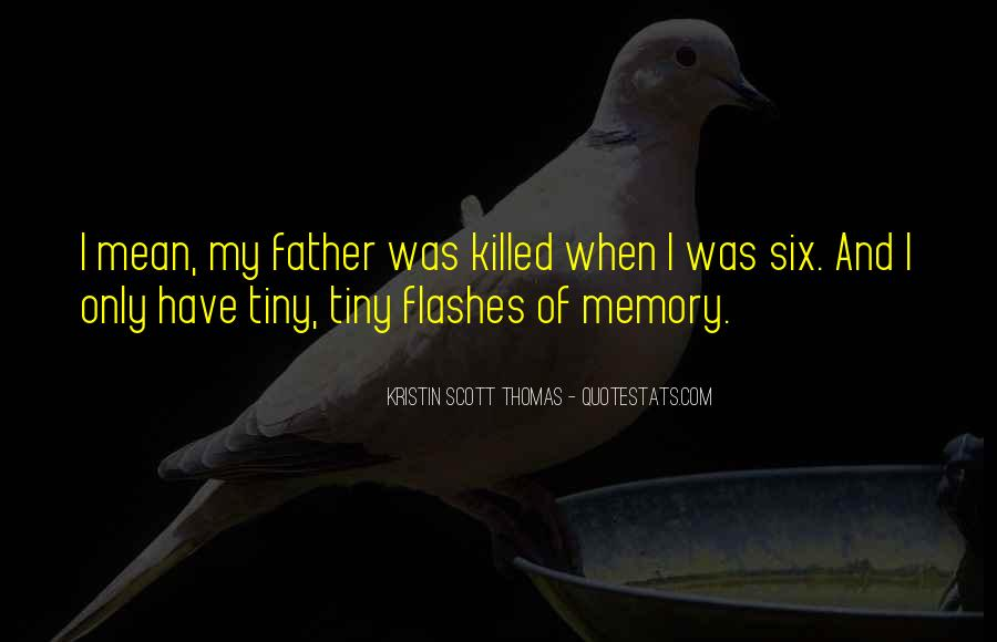 Quotes About Memory Of Father #971991