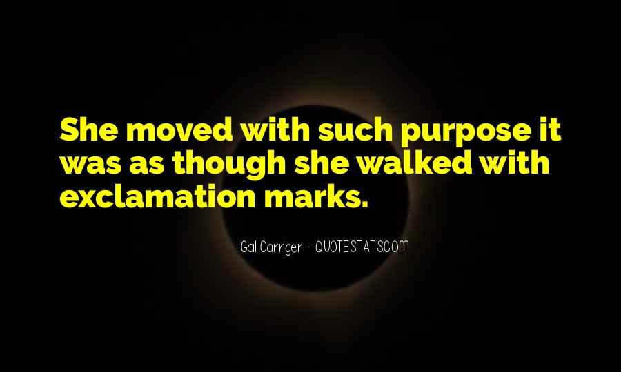 Quotes About Exclamation Marks #1490735