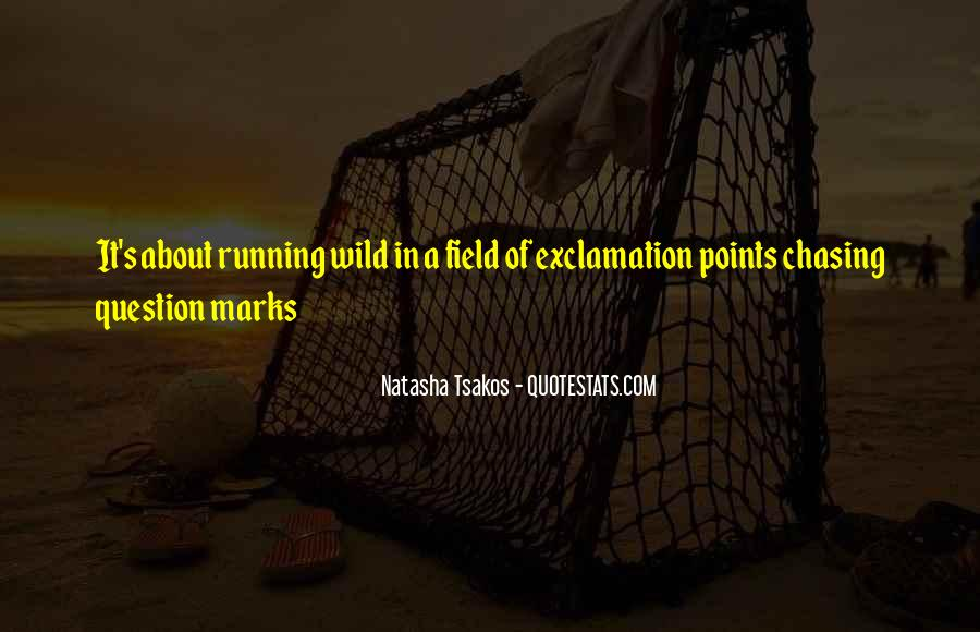 Quotes About Exclamation Marks #27937