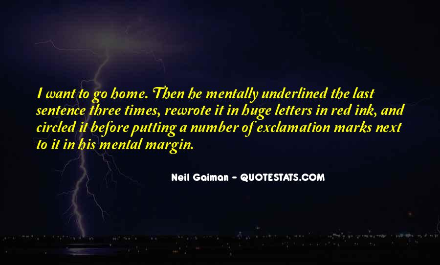 Quotes About Exclamation Marks #674507