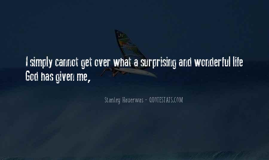 Quotes About Surprising Her #112113