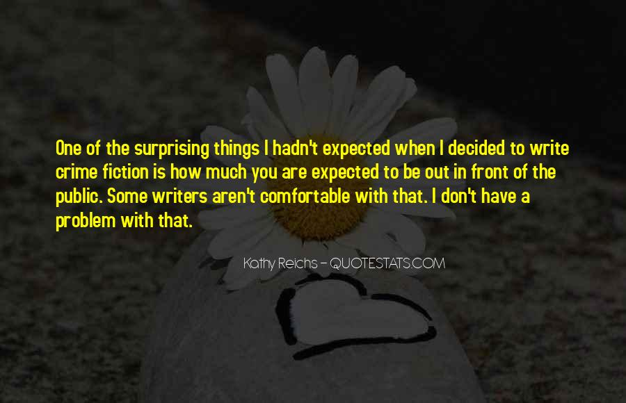 Quotes About Surprising Her #23184