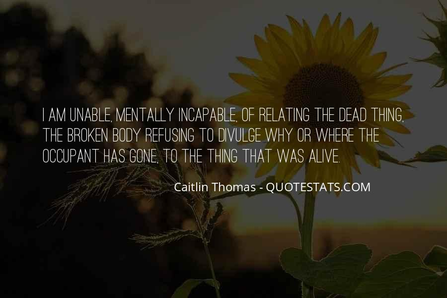 Rationalisations Quotes #276097