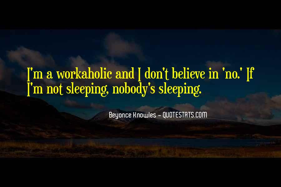 Quotes About Sleeping Outside #11176