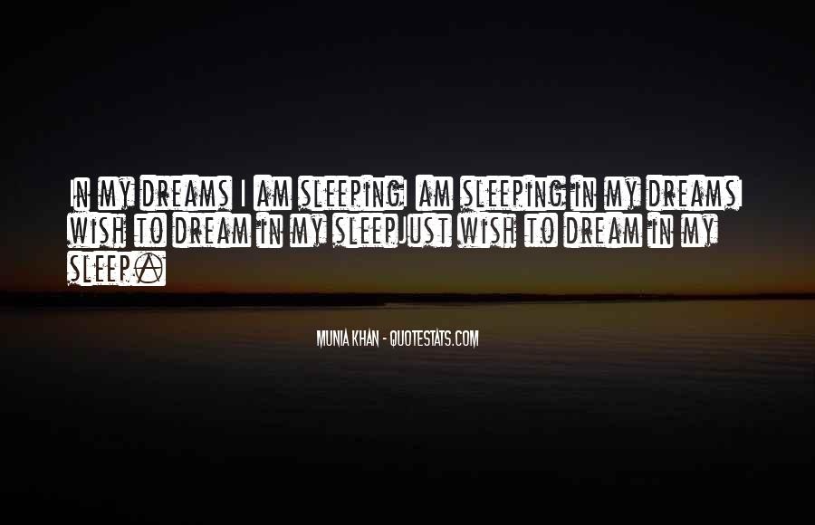 Quotes About Sleeping Outside #19193
