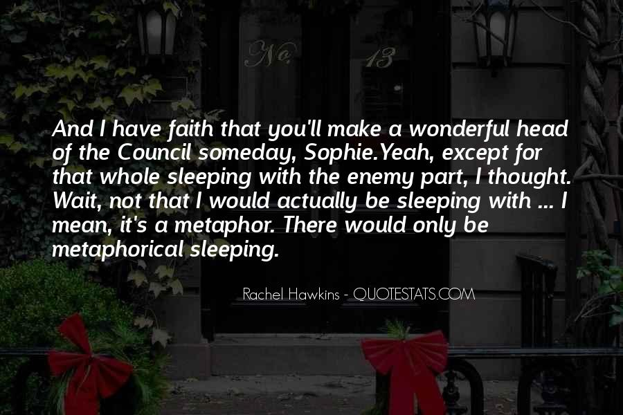 Quotes About Sleeping Outside #31871