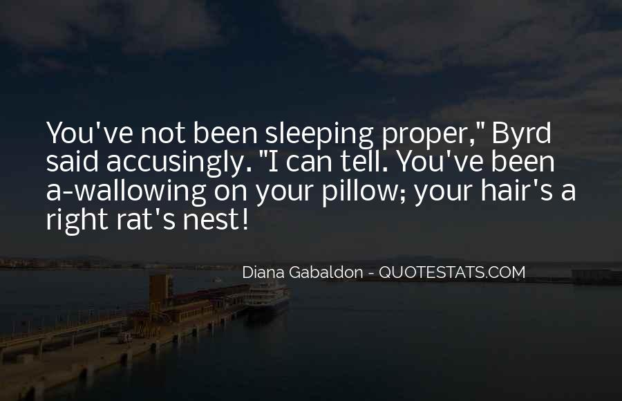 Quotes About Sleeping Outside #33197
