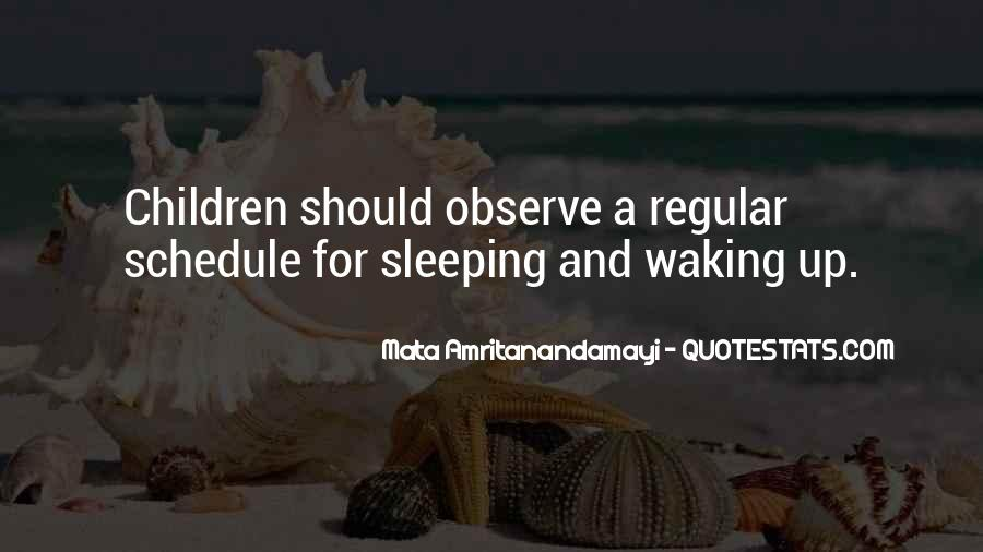 Quotes About Sleeping Outside #37913