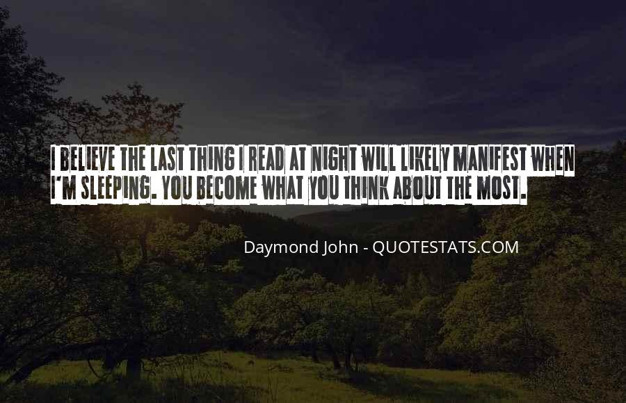 Quotes About Sleeping Outside #499