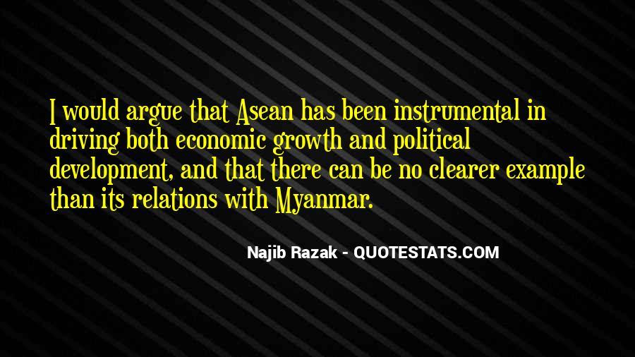 Razak Quotes #1009690