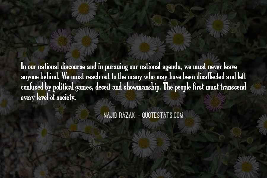 Razak Quotes #833593