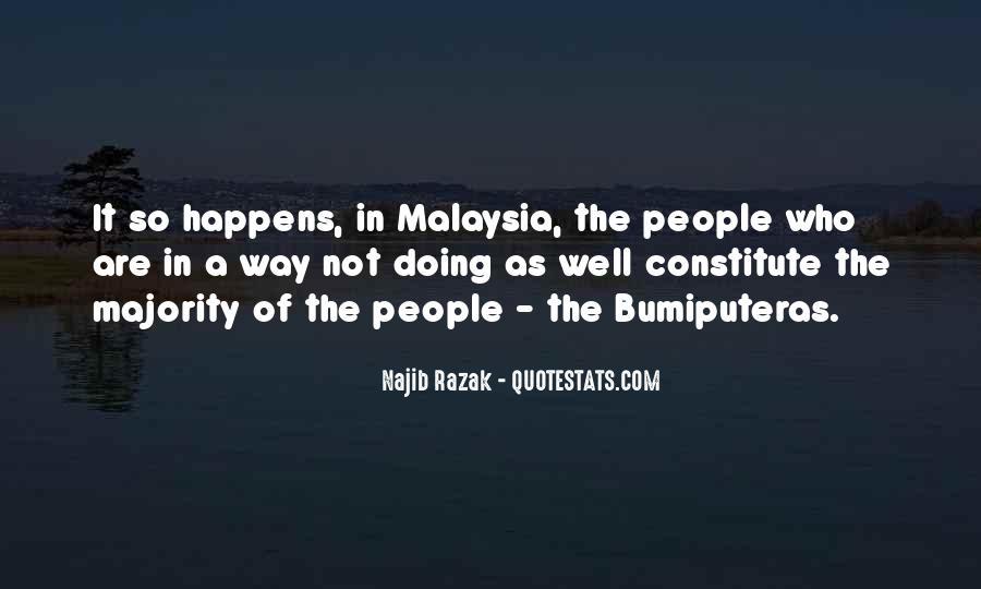 Razak Quotes #970603