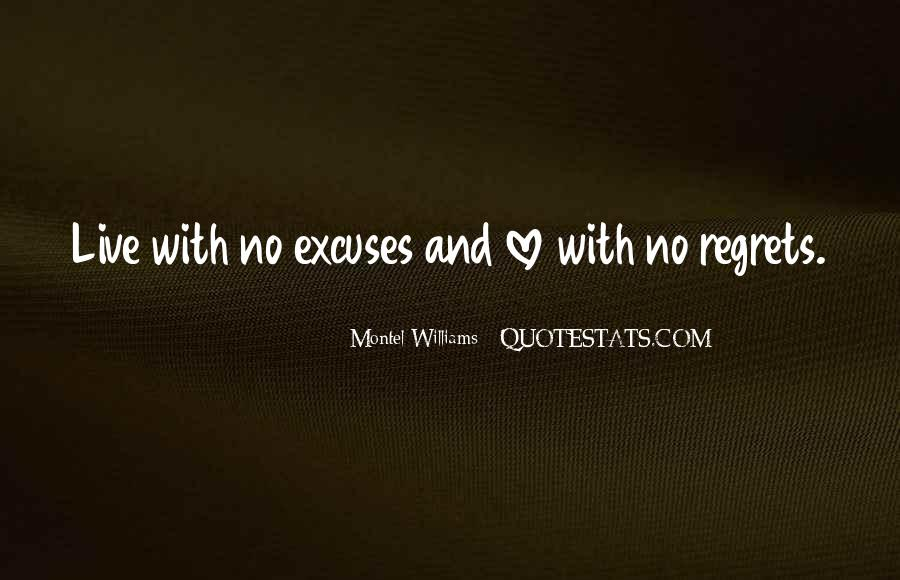 Quotes About Regret And Love #596951