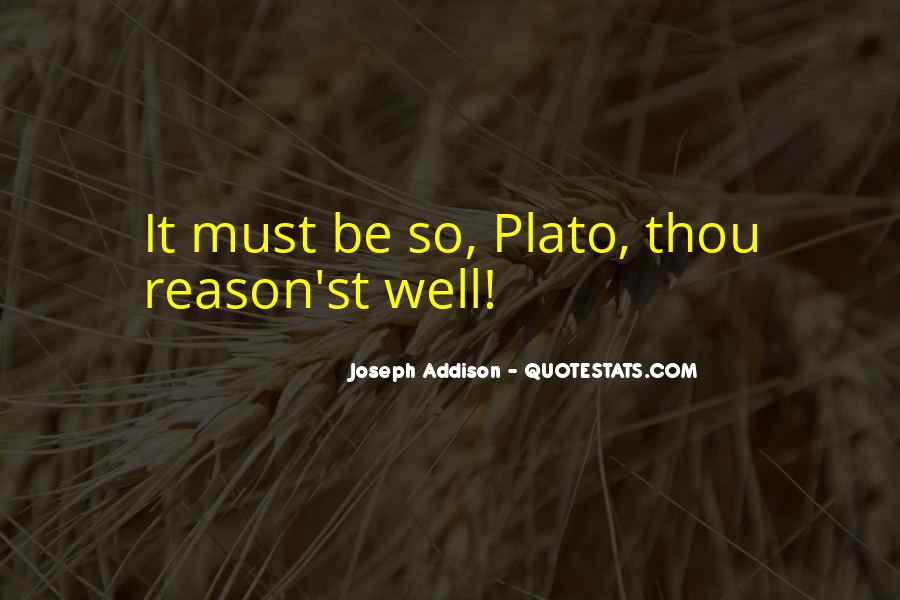 Reason'st Quotes #435035