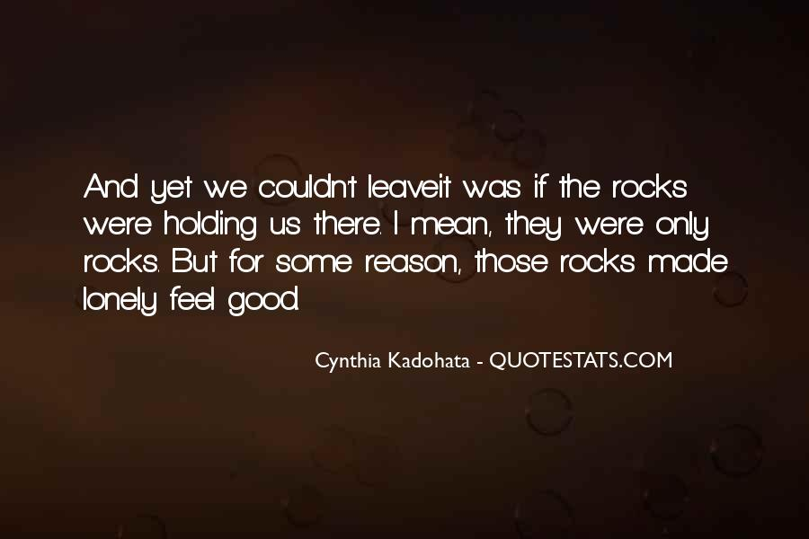 Reason'st Quotes #5622