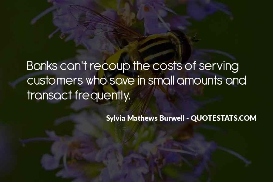 Recoup Quotes #87367