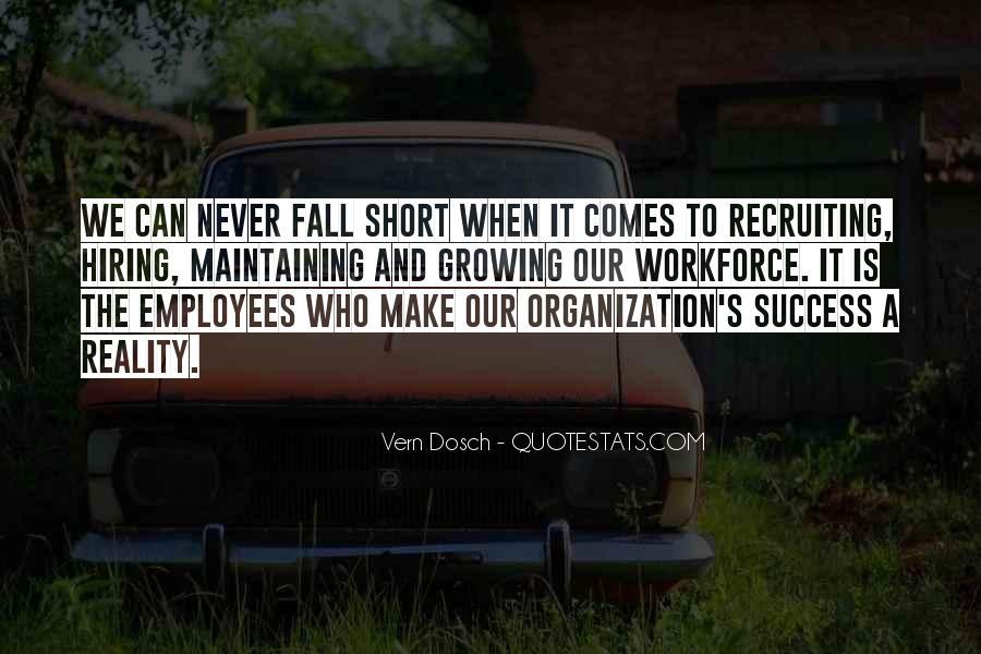 Recruitment Quotes #359907