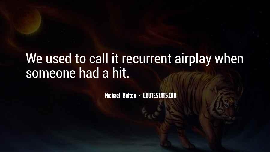 Recurrent Quotes #1146449