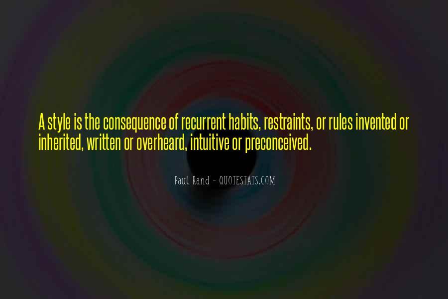 Recurrent Quotes #1247058