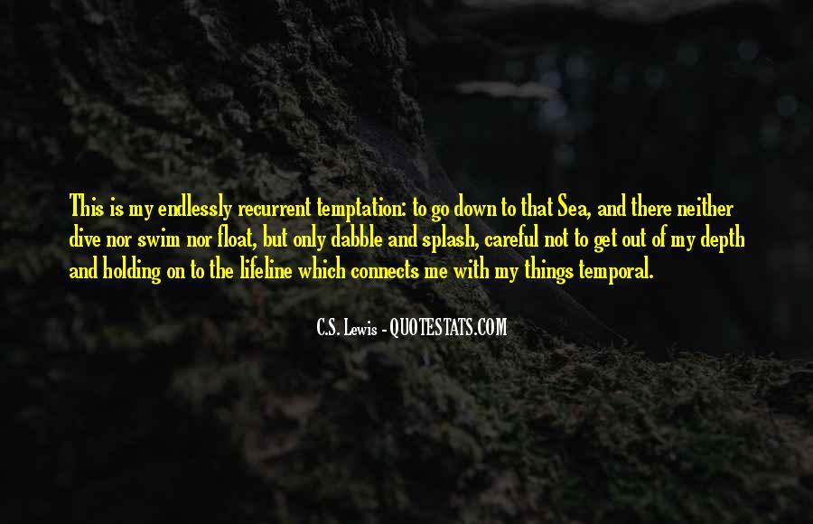 Recurrent Quotes #1305496