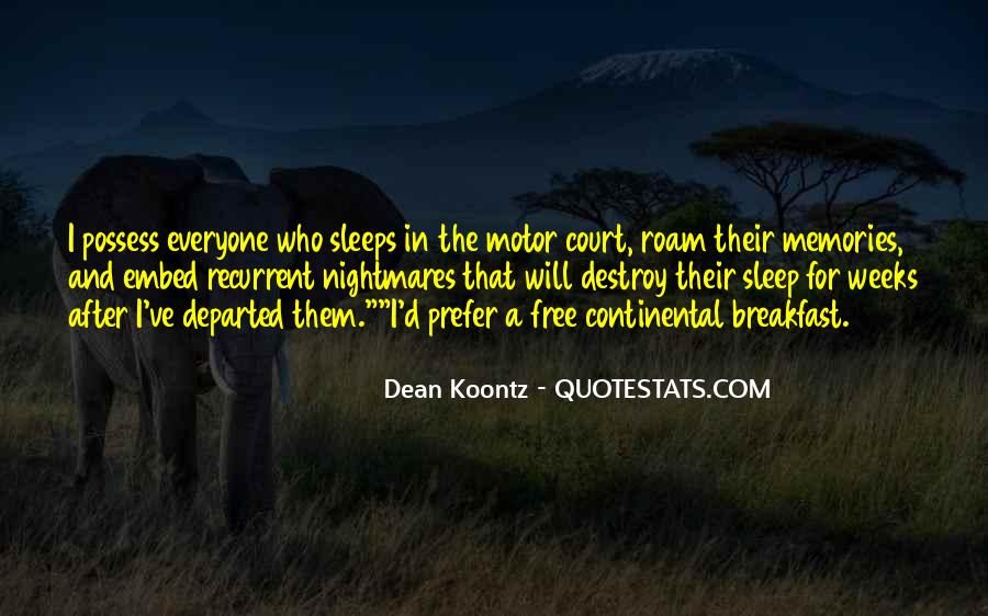 Recurrent Quotes #1599956