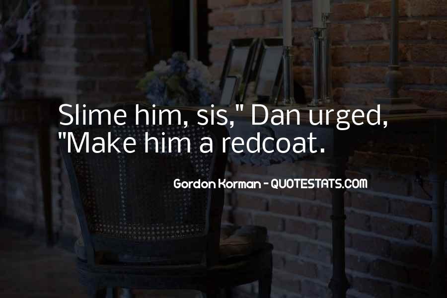Redcoat Quotes #621817