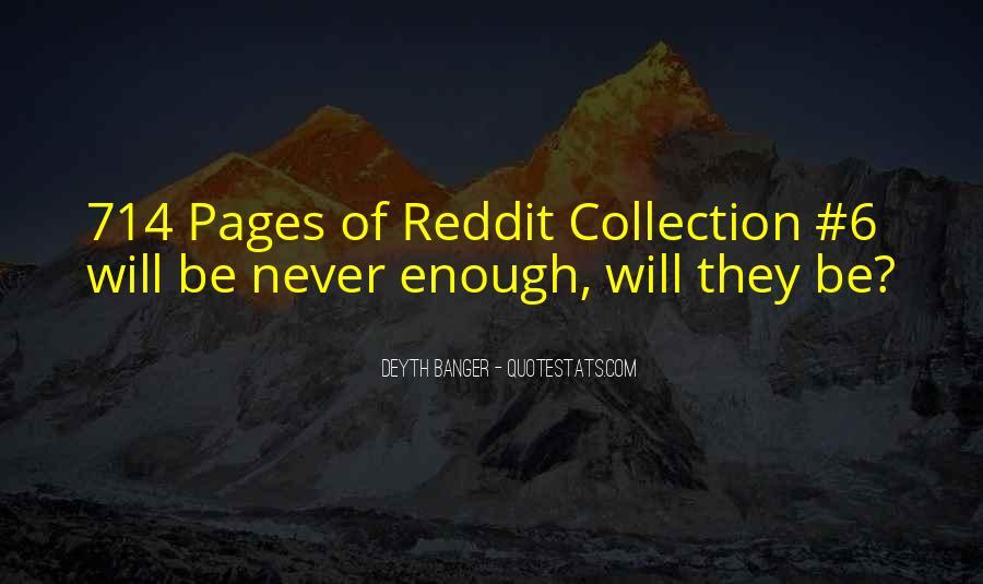 Reddit's Quotes #1277881
