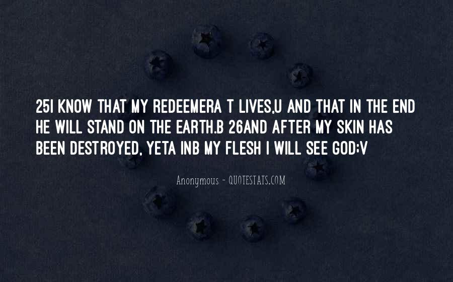Redeemera Quotes #1205226