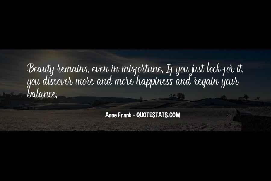 Regain Quotes #126914