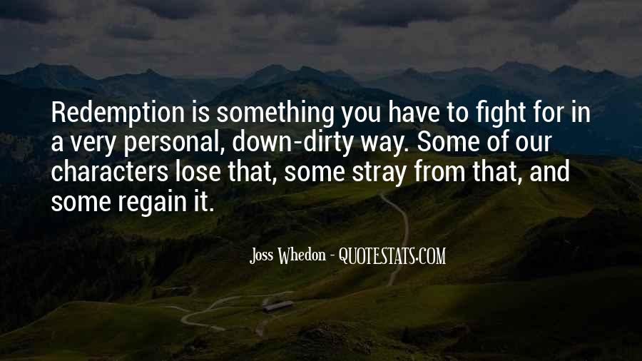 Regain Quotes #310634