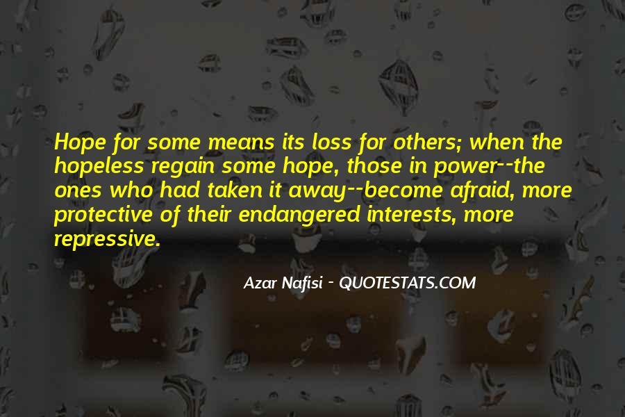 Regain Quotes #640591