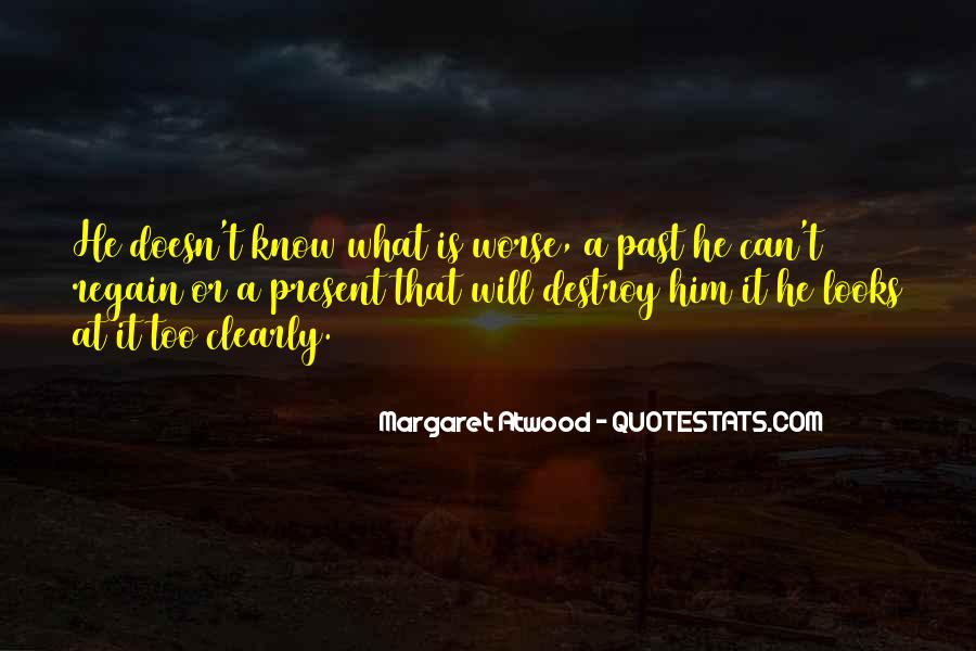 Regain Quotes #91493